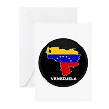Cute Venezuela Greeting Cards (Pk of 10)