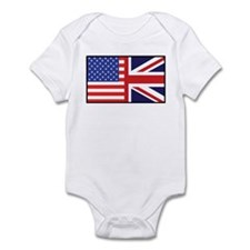 USA/Britain Onesie