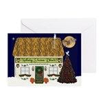 Barbara Connelly's Christmas Cards (Pack of 10)