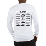 Boating Long Sleeve T's