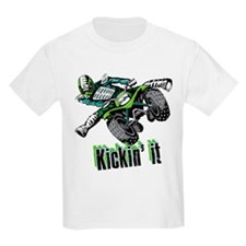 atv Quad kick T-Shirt