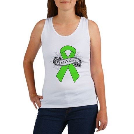 Lymphoma Find A Cure Women's Tank Top
