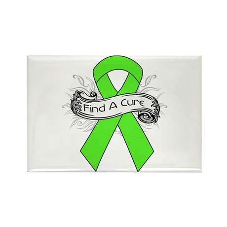 Lymphoma Find A Cure Rectangle Magnet