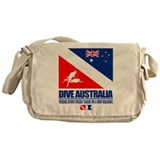 Dive Australia 2 Messenger Bag