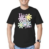 Easter Bunny and Flowers T-Shirt