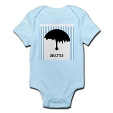 Seattle City Logo Body Suit