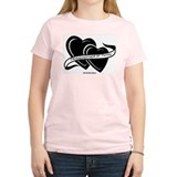 Grandmother Of Twins Women's Pink T-Shirt