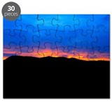 Black Hills Sunset Puzzle