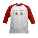 Big Sister Of Twins (boy/girl) Tee