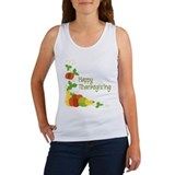 Fall Veggie Corner Tank Top