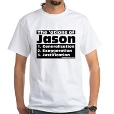 'ations of Jason T-Shirt
