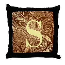 Glam Throw Pillow