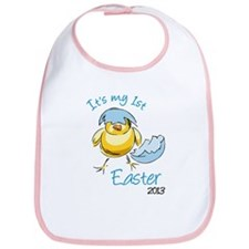 It's My First Easter '13 Bib