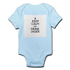 KEEP CALM AND DRINK JAGER Body Suit
