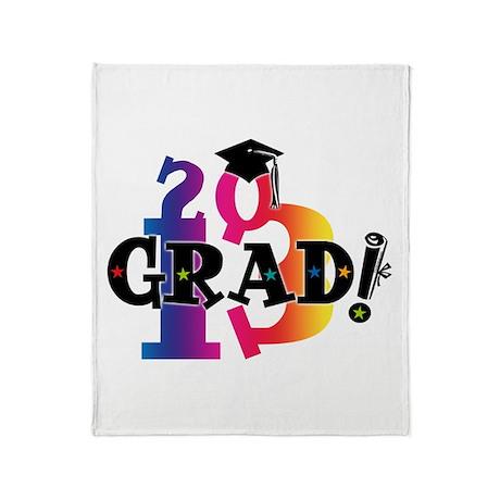 Star Grad 2013 Throw Blanket