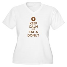 Keep calm and eat a donut T-Shirt