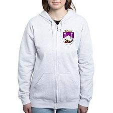 Helene's Women's Zip Hoodie