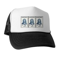 Sir Isaac Newton Trucker Hat