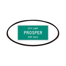 Prosper, Texas City Limits Patches