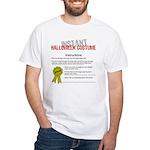 Instant Halloween Costume White T-Shirt