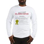 Instant Halloween Costume Long Sleeve T-Shirt