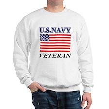 US N VETERAN Sweatshirt