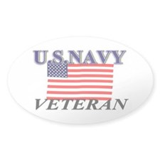 US N VETERAN Decal