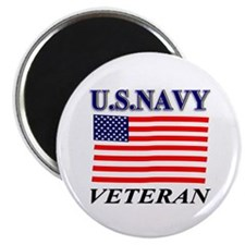 "US N VETERAN 2.25"" Magnet (10 pack)"