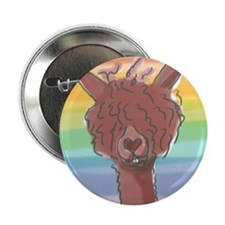 "Alpaca Luv 4 2.25"" Button"