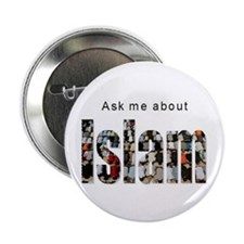 Ask me about Islam Button (10 pack)