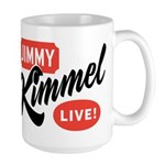 Jimmy Kimmel Live Large Mug