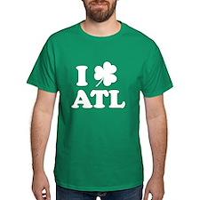 ATL Clover Green T-Shirt