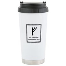 Fehu Travel Mug