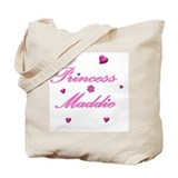 Cute Maddison Tote Bag