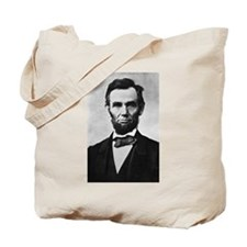 Cool Honest abe Tote Bag