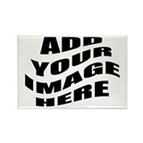 Cute Your image Rectangle Magnet (10 pack)