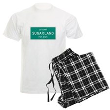 Sugar Land, Texas City Limits Pajamas