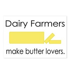 Dairy Farmers Make... Postcards (Package of 8)