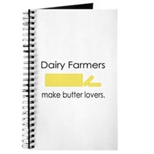 Dairy Farmers Make... Journal