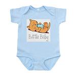 Bottle Baby Infant Creeper