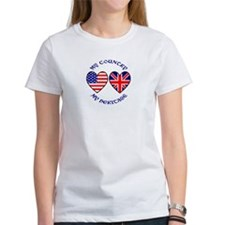 USA / UK Country Heritage Tee