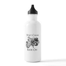 Ride Motorcycles Water Bottle