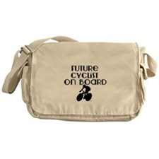 Future Cyclist on Board Messenger Bag