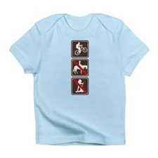 Mountain Bikes Only Infant T-Shirt