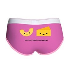 Macaroni and Cheese Women's Boy Brief