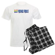 Gay Friend Pride Pajamas