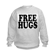 Unique Free hugs Sweatshirt