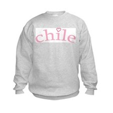 """Chile with Heart"" Sweatshirt"
