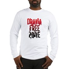 Drama FREE ZONE Long Sleeve T-Shirt