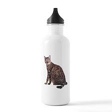 Bengal Cat Water Bottle